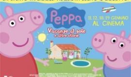 Peppa Pig presenta al Cinema i nuovi episodi.