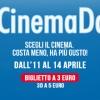 #CinemaDays