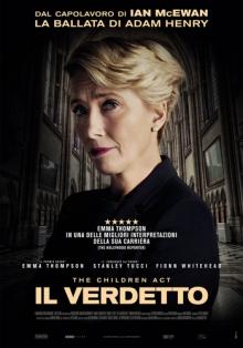 Il Verdetto – The children act