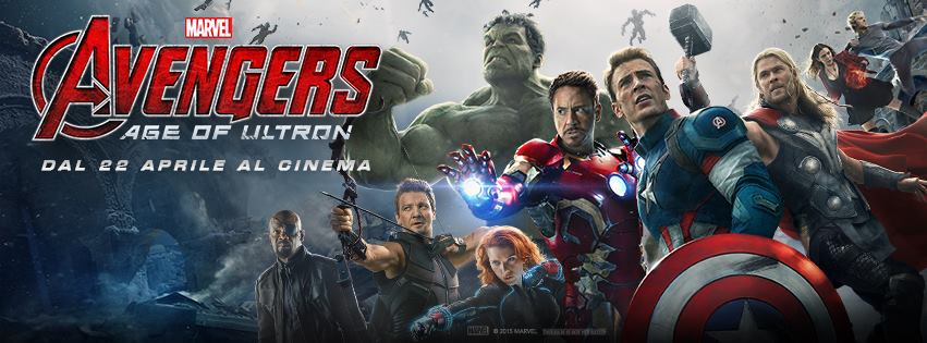 Avengers Age of Ultron FB