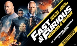 Fast & Furious – Hobbs & Shaw in Anteprima