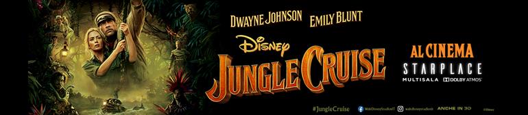 Jungle Cruise al Cinema